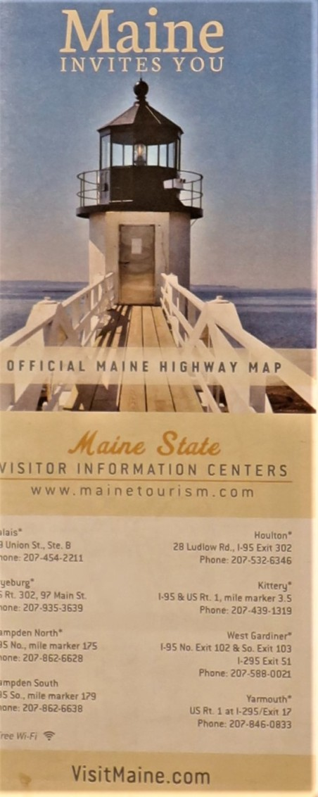Government State Maine 2016