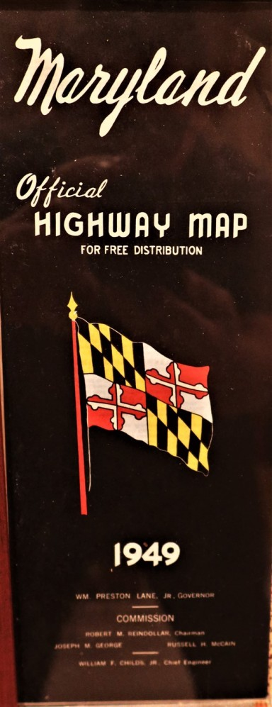 Government State Maryland 1949