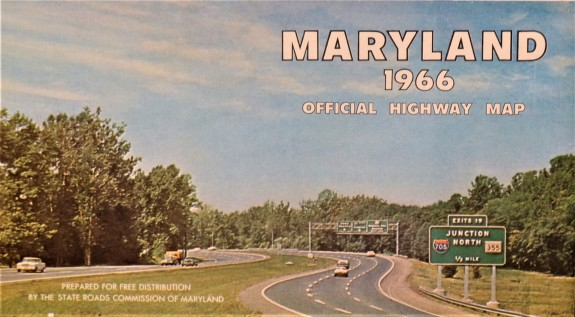 Government State Maryland 1966