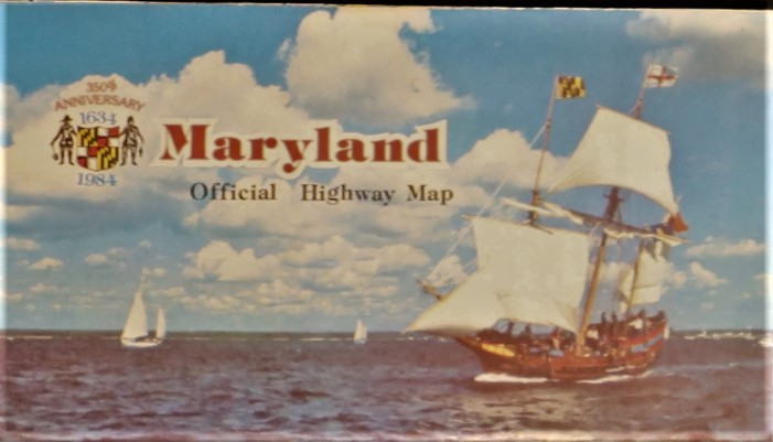 Government State Maryland 1984