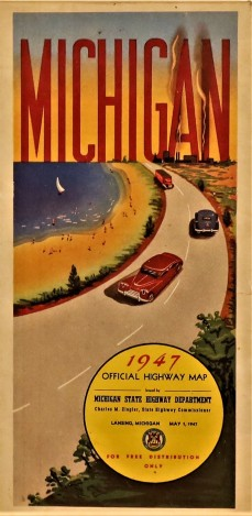 Government State Michigan 1947