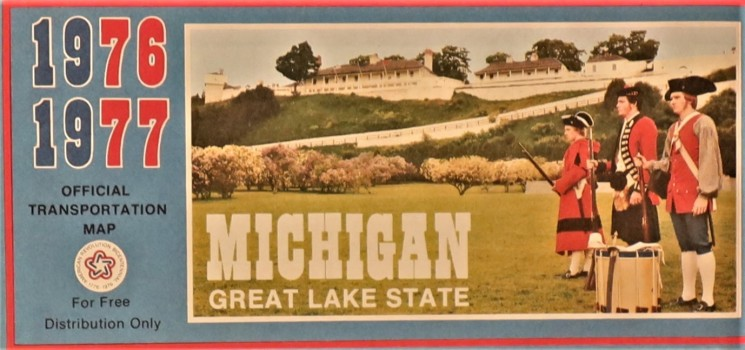 Government State Michigan 1976