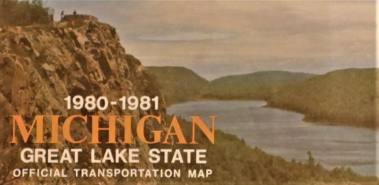 Government State Michigan 1980