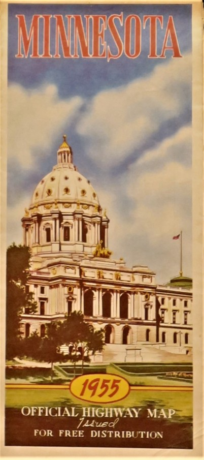 Government State Minnesota 1955