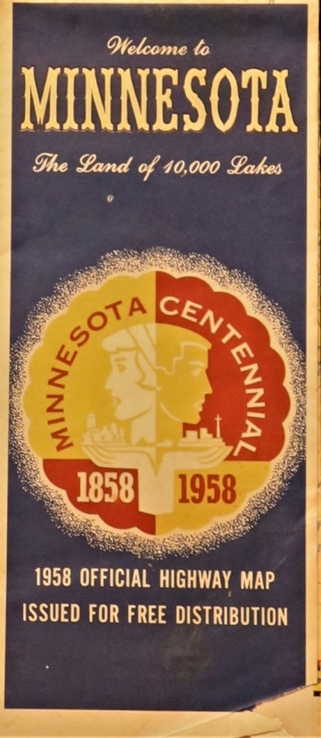 Government State Minnesota 1958