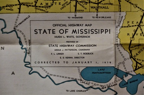 Government State Mississippi 1939 2