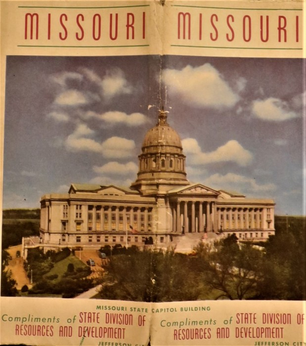 Government State Missouri 1946