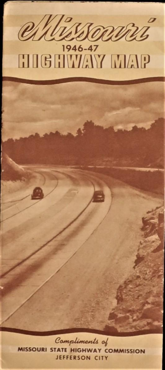 Government State Missouri 1947