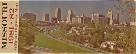 Government State Missouri 1981