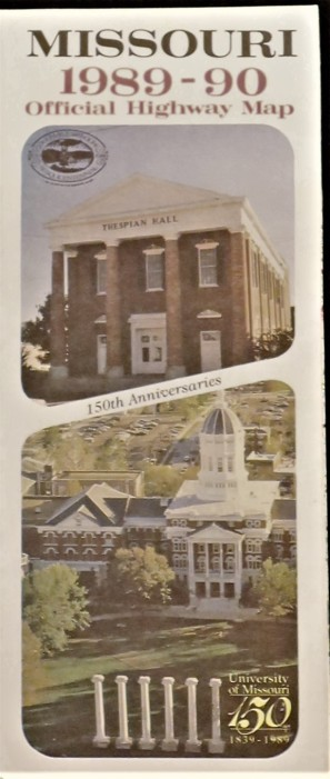 Government State Missouri 1989