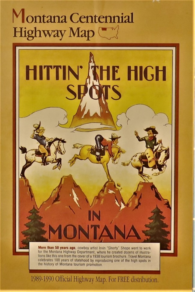 Government State Montana 1989