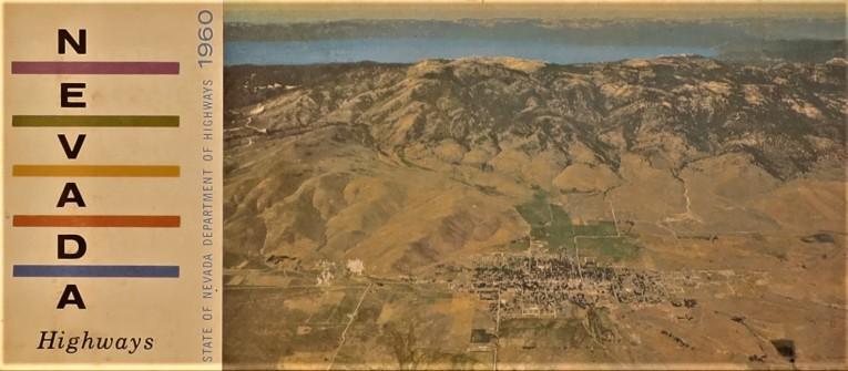 Government State Nevada 1960