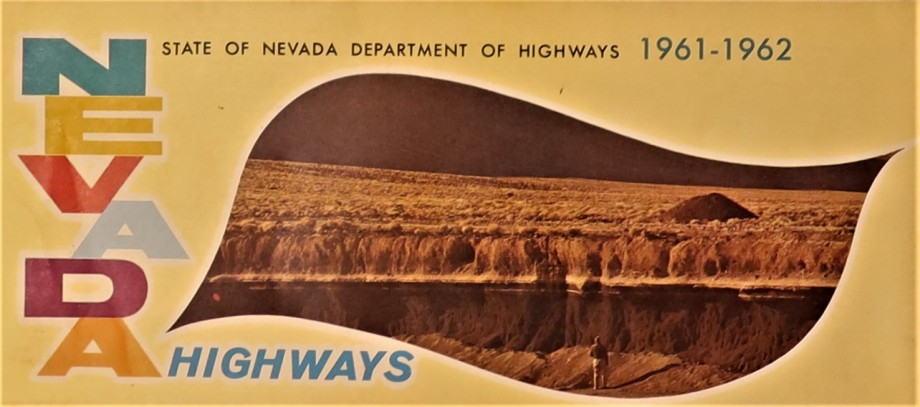 Government State Nevada 1961