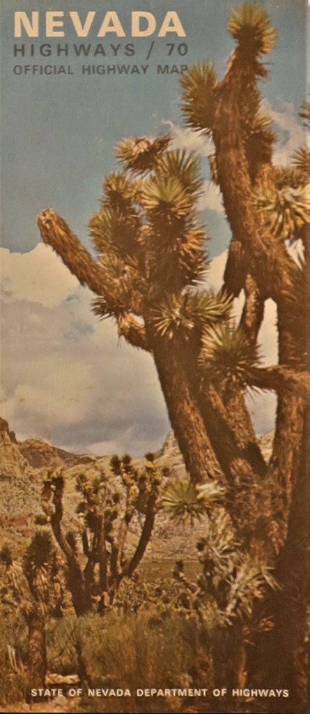 Government State Nevada 1970