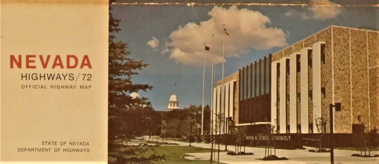 Government State Nevada 1972