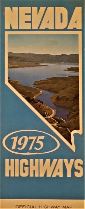 Government State Nevada 1975