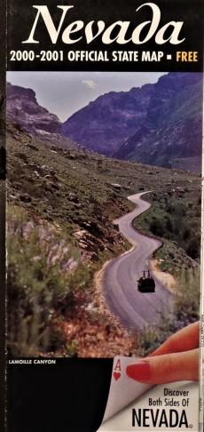 Government State Nevada 2000