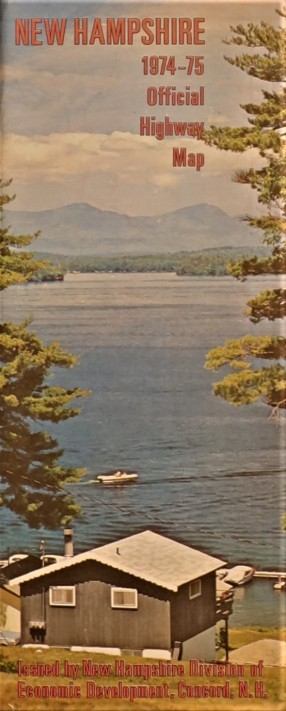 Government State New Hampshire 1974
