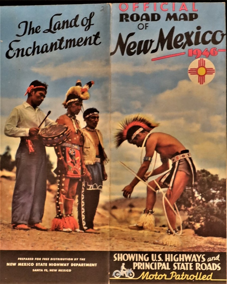 Virtual Travel – New Mexico