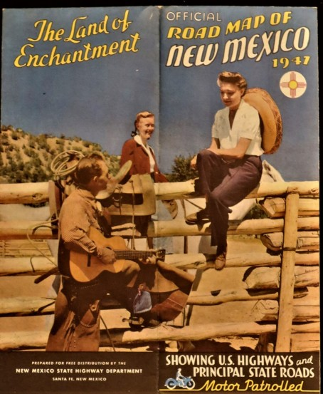 Government State New Mexico 1947