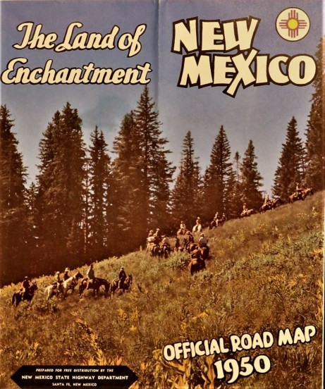 Government State New Mexico 1950
