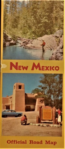 Government State New Mexico 1958