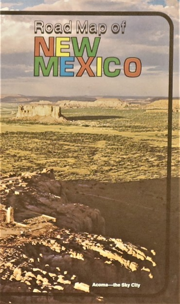 Government State New Mexico 1973