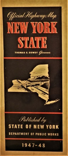 Government State New York 1947