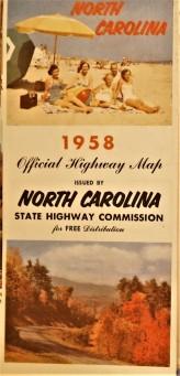 Government State North Carolina 1958