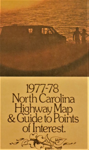 Government State North Carolina 1977