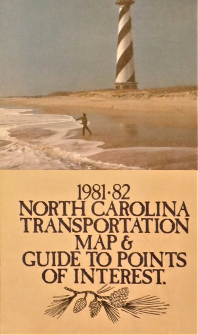 Government State North Carolina 1981
