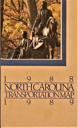 Government State North Carolina 1988