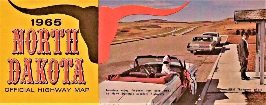 Government State North Dakota 1965