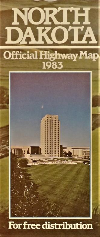 Government State North Dakota 1983