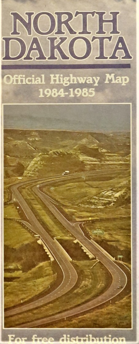 Government State North Dakota 1984