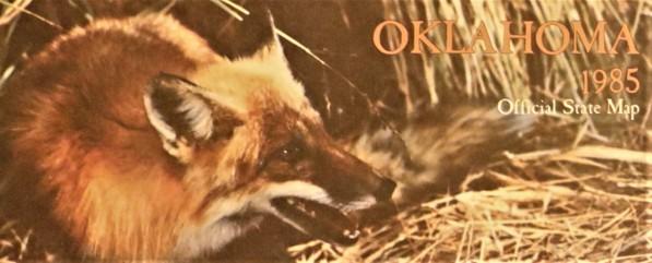 Government State Oklahoma 1985