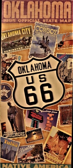 Government State Oklahoma 1995