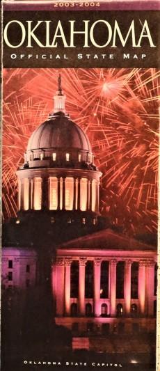 Government State Oklahoma 2003