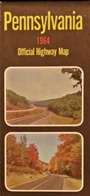 Government State Pennsylvania 1964