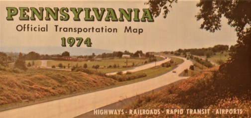Government State Pennsylvania 1974