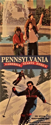 Government State Pennsylvania 1983