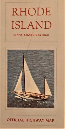 Government State Rhode Island 1958