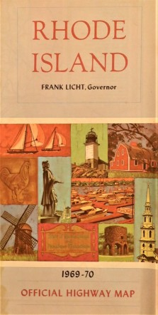Government State Rhode Island 1969