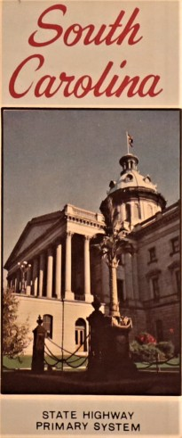 Government State South Carolina 1972