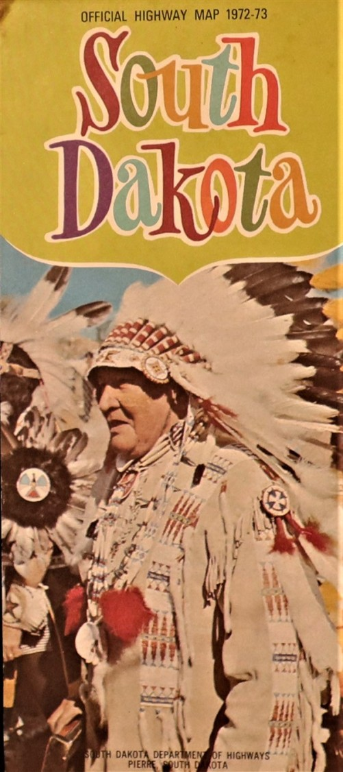 Government State South Dakota 1972