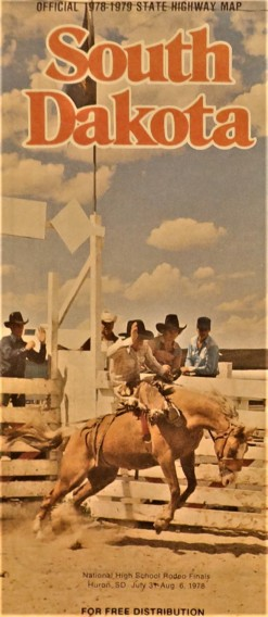 Government State South Dakota 1978