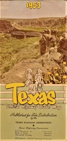 Government State Texas 1953
