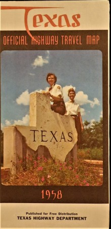 Government State Texas 1958 1