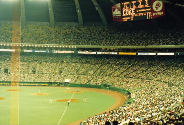 1987 09 Montreal 2 Olympic Stadium