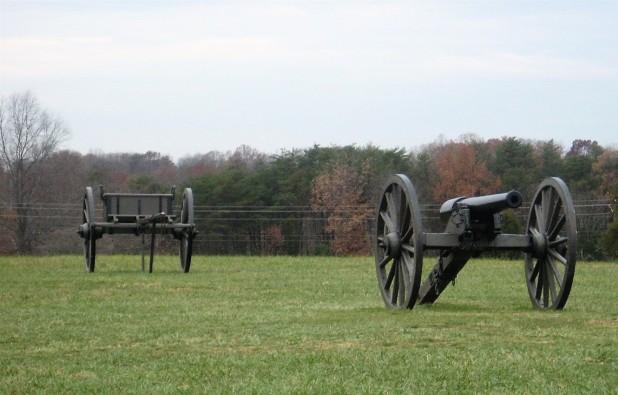 2007 12 02 Manassas Battlefield VA 1